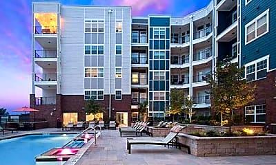 Pool, District Flats At Summit & Church Apartment Homes, 0