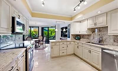 Kitchen, 1170 Hillsboro Mile, 1