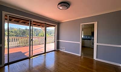 Living Room, 52 El Bonito Way, 1