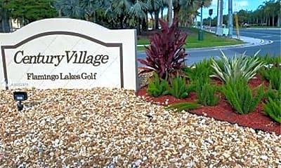 Community Signage, 1400 SW 124th Terrace, 2
