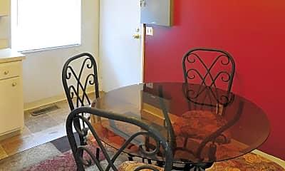 Dining Room, Rustic Ridge, 1