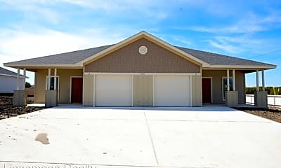 Building, 3501 Barnacle Dr, 1