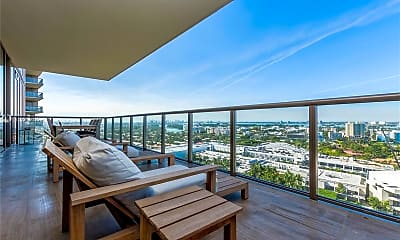 Patio / Deck, 9705 Collins Ave 1705N, 0