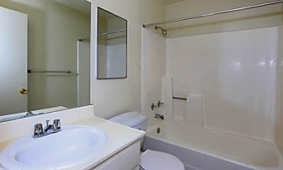 Bathroom, Sunrise Village, 1