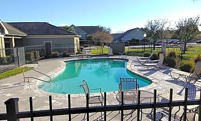 Pool, Oak Square Apartments, 0