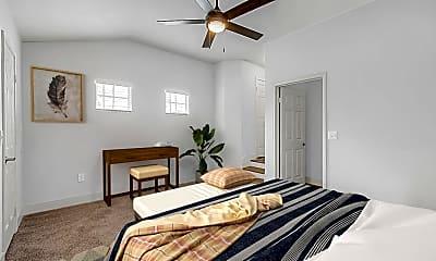 Bedroom, Promenade at Aventura Apartments, 2