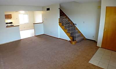 Living Room, 101 Estes Ave, 1