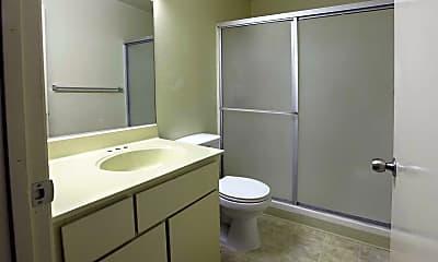 Bathroom, Riverside Villas, 2
