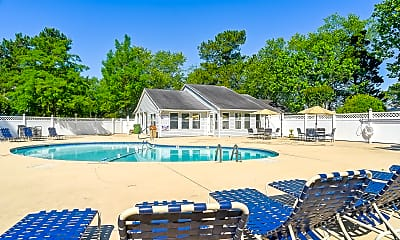 Pool, Sand Ridge Apartments, 0
