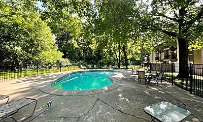 Pool, 8715 W. 65th St., 1