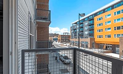 Building, Ballpark Lofts Apartments, 2