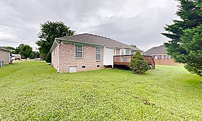 Building, 8014 Burntwood Drive, 2