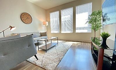 Living Room, 555 Dr. M.L.K. Jr St S, 0