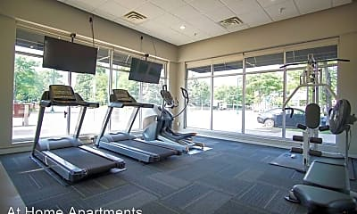 Fitness Weight Room, 4610 E Lake St, 2