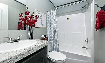 Bathroom, 5435 Fannett Rd, 2