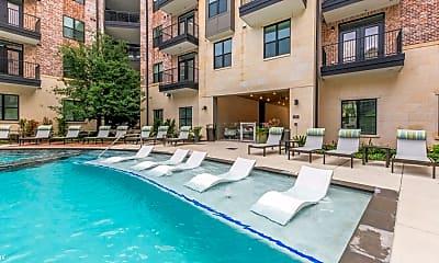 Pool, 4910 E 7th St, 2