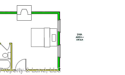 Building, 314 Greene St, 2