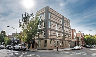 Building, 1607 W Le Moyne St 4, 0