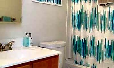 Bathroom, Florence Crossing, 2
