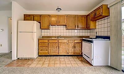 Kitchen, 6550 Clay Street, #B, 1