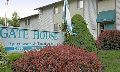 Community Signage, Gatehouse Apartments & Townhomes, 2