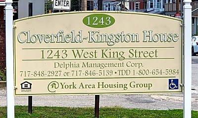 Kingston House, 1