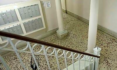 Foyer, Entryway, 1153-1159 President Street, 2