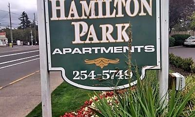 Hamilton Park, 1