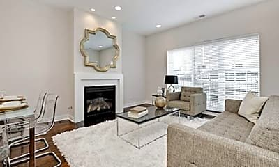 Living Room, 3414 N Milwaukee Ave, 1