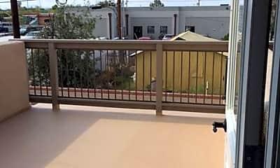 Patio / Deck, 1108 E 10th St 2, 2