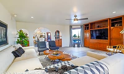 Living Room, 1415 W Camino Real, 1