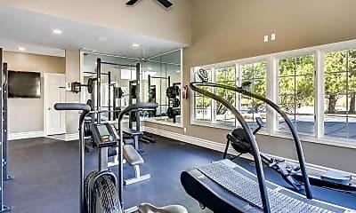 Fitness Weight Room, Windemere At Tallgrass, 2