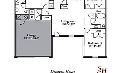 Building, 4701 Dehaven Dr, 1