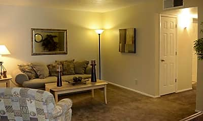 Living Room, The Village At Four Hills, 1