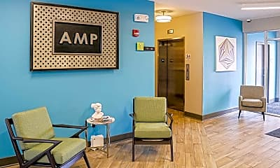 Leasing Office, AMP, 2