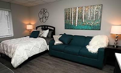 Bedroom, Creekview Court, 2