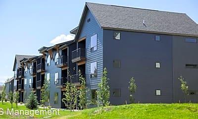 Building, 4825 Golden Gate Ave, 0