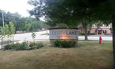 Liberty Lake Apartments, 1