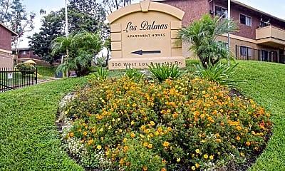 Playground, Las Palmas Apartments, 1