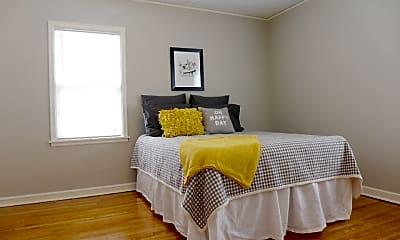 Bedroom, 1423 North Vincent Avenue, Unit 1423, 1