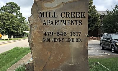 Mill Creek Apartments, 1