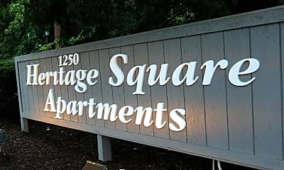 Heritage Square Apartment, 1