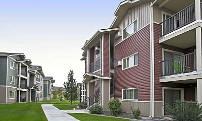 Building, Copper Ridge Apartments, 1