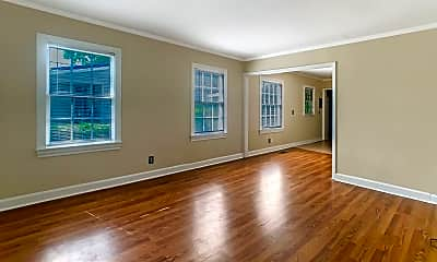 Living Room, 632 18th St, 1