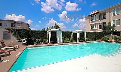Pool, 2223 Waterloo City Lane, 2
