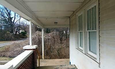 Patio / Deck, 901 Mountain View Terrace SW, 1