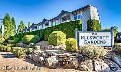 Community Signage, 1301 SE Ellsworth Rd, 0