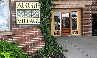 Aggie Village, 1