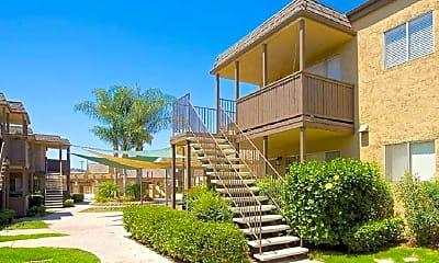 Building, Sage View Apartments, 1