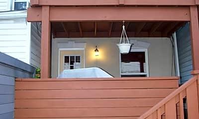Patio / Deck, 143 N Curley St, 2